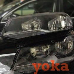 VW Touareg Xenon Headlamps
