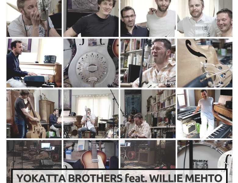 Yokatta Live Session #1 – Yokatta Brothers feat.Willie Mehto – YR1703