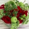 お花のフレッシュ便を使い回す!自宅で簡単フラワーアレンジメント