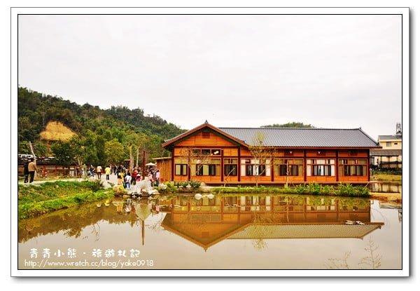 ◆[南投埔里紙教堂]南投一日遊-埔里桃米生態村~埔里紙教堂