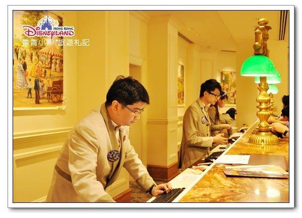 [香港自由行]香港迪士尼酒店