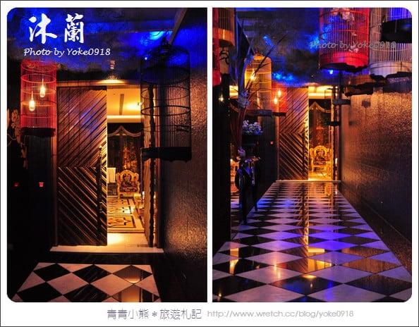 台北住宿-台北沐蘭精品旅館