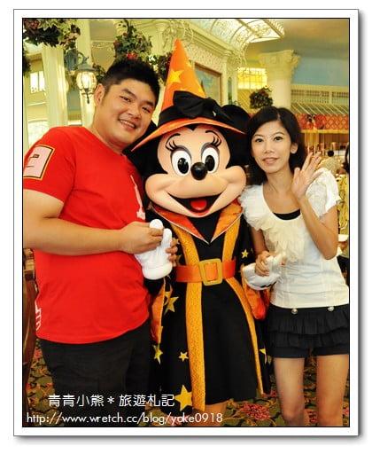 [香港自由行]香港迪士尼
