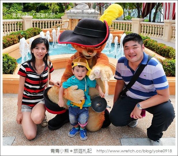 新加坡自由行》來環球影城找馬達加斯加&史瑞克(新加坡必玩景點)下集