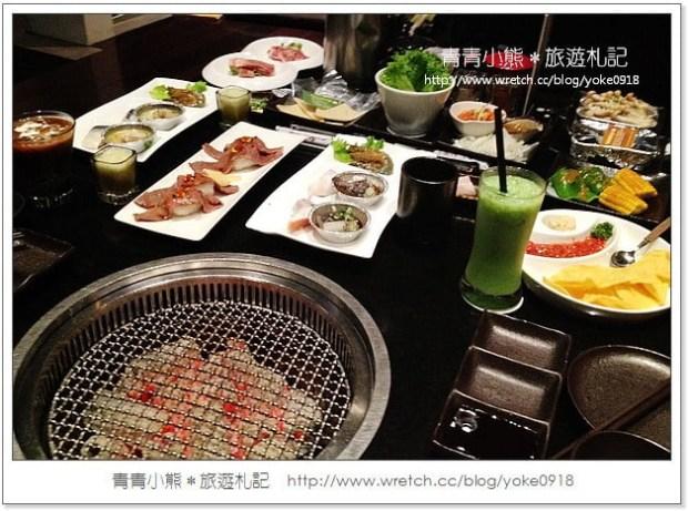 台南美食餐廳 讓人吃了齒頰留香.碳佐麻里燒肉