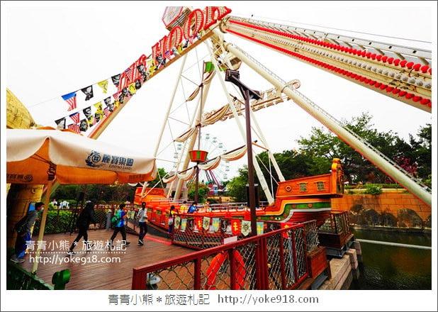 台中景點-麗寶樂園渡假區