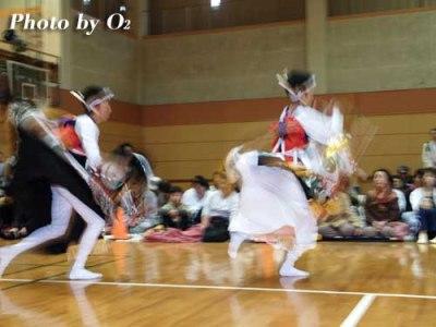 安浦駒踊り 2006年