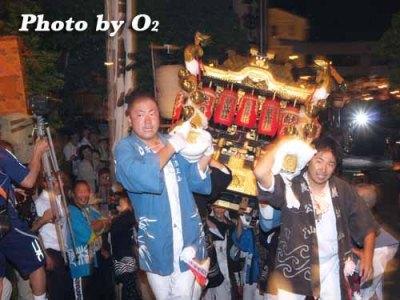 北海道,江差町,姥神大神宮渡御祭,北海道遺産,祭り,神社,平成20年,上町巡行,神事,宿入れの儀