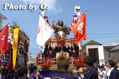 北海道,江差町,姥神大神宮渡御祭,山車,祭り,北海道遺産,下町巡幸,聖武山