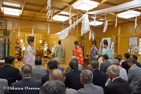札幌村神社 2013 宵宮祭