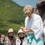 ギャラリー日の丘 松前神楽 山神舞 2016