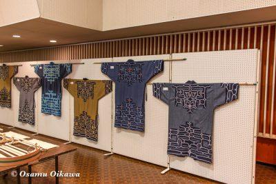 平成30年 平取町 第29回シシリムカアイヌ文化祭 展示物