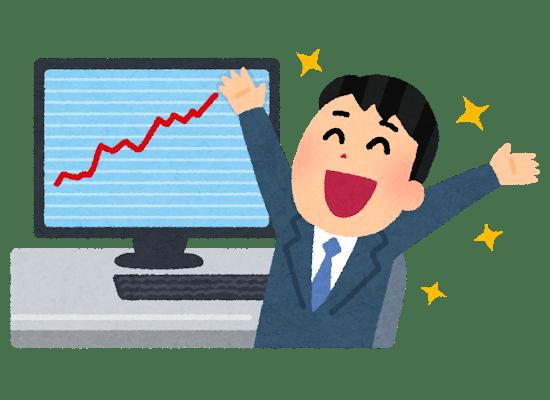 テクマトリックス(3762)分割発表で株価急騰