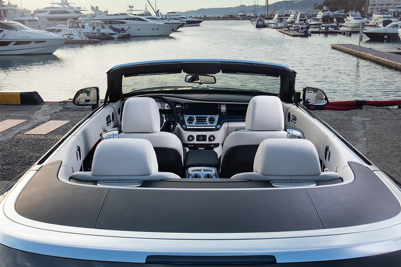 Фотосъемка press-kit для бренда Rolls-Royce в Сочи Фотограф, постпродакшн Алексей Сулима