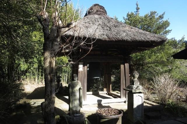 円応寺鐘楼