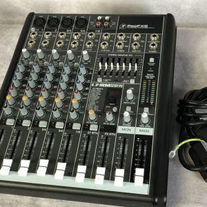 Mackie マッキー Pro FX8 8チャンネルミキサー アナログ コンパクトミキサー
