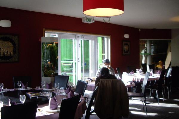 クライストチャーチ タイレストラン