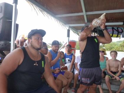 Koka Lagoon Cruise クックアイランド ラロトンガ ムリビーチ Titikaveka