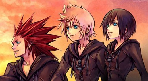 Image result for kingdom hearts 358/2 days