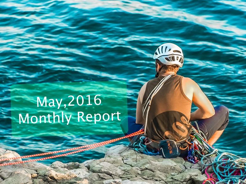 月間報告5月