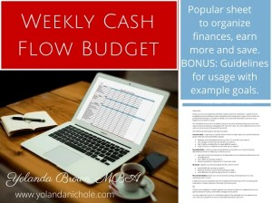weekly cash flow product