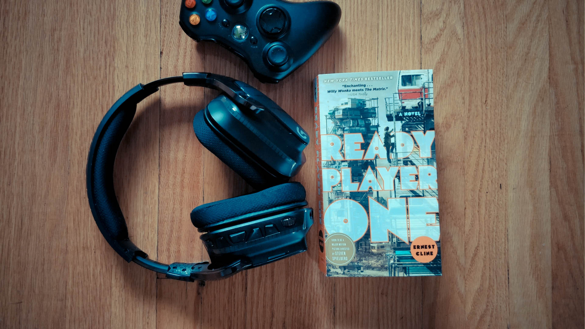 Book Review – Ready Player One