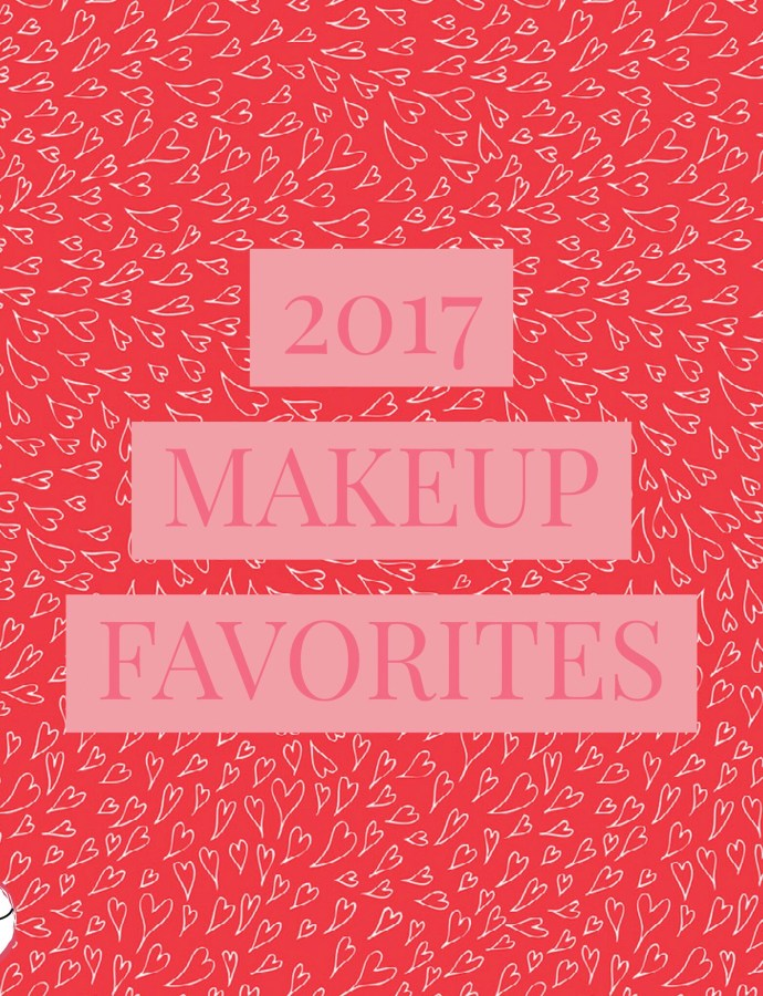 My Top Favorite Beauty Products in 2017