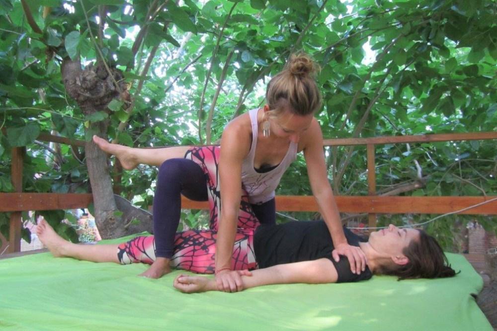 Ausbildung, Workshops, ThaiYoga, Thai-Yoga, Thai Yoga Massage