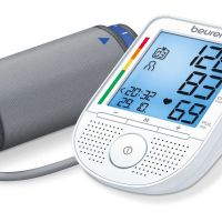 Speaking Upper Arm Blood Pressure Monitor