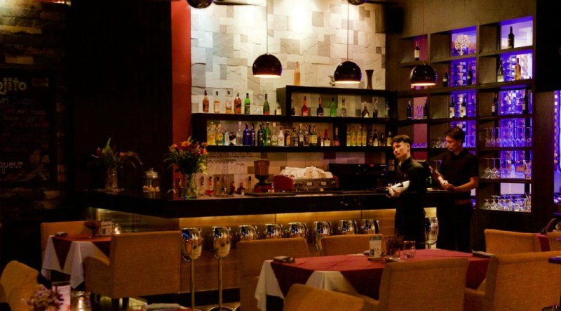 Jenna's Bistro offers an upscale dining experience