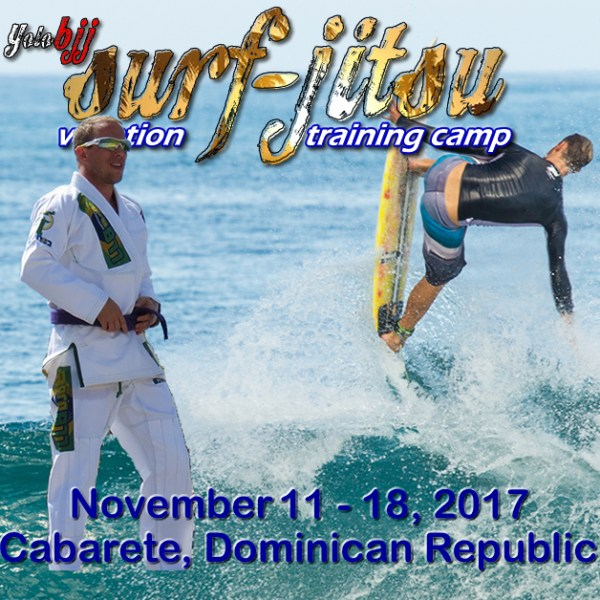 Surf Camp: Jiu Jitsu training camp main