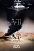 Star Wars Episode 7 Fan Poster by Chris van der Linden