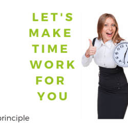 Make Time Work for You