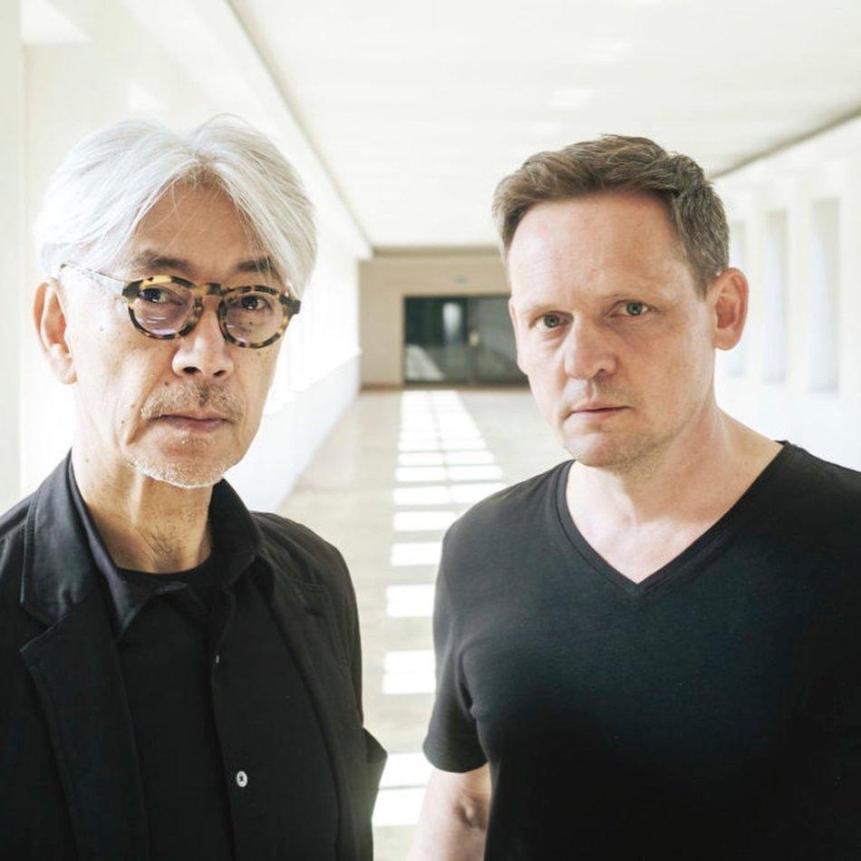 兩位電子樂界尖端巨匠再度合作【Alva Noto &阪本龍一】 5