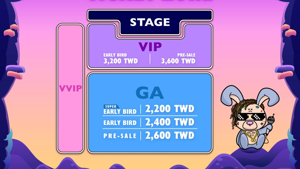 Lil Pump 台灣演唱會售票資訊公布 ! 4