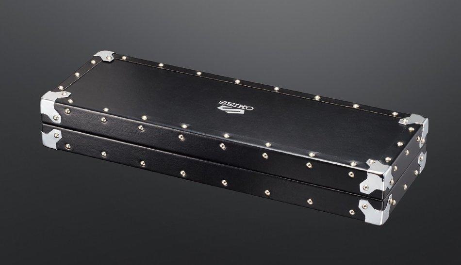 40年來的記憶!Queen 皇后樂團吉他手 Brian May 與 日本 Seiko 聯名經典腕錶即將上市 |全球限量九千隻 7