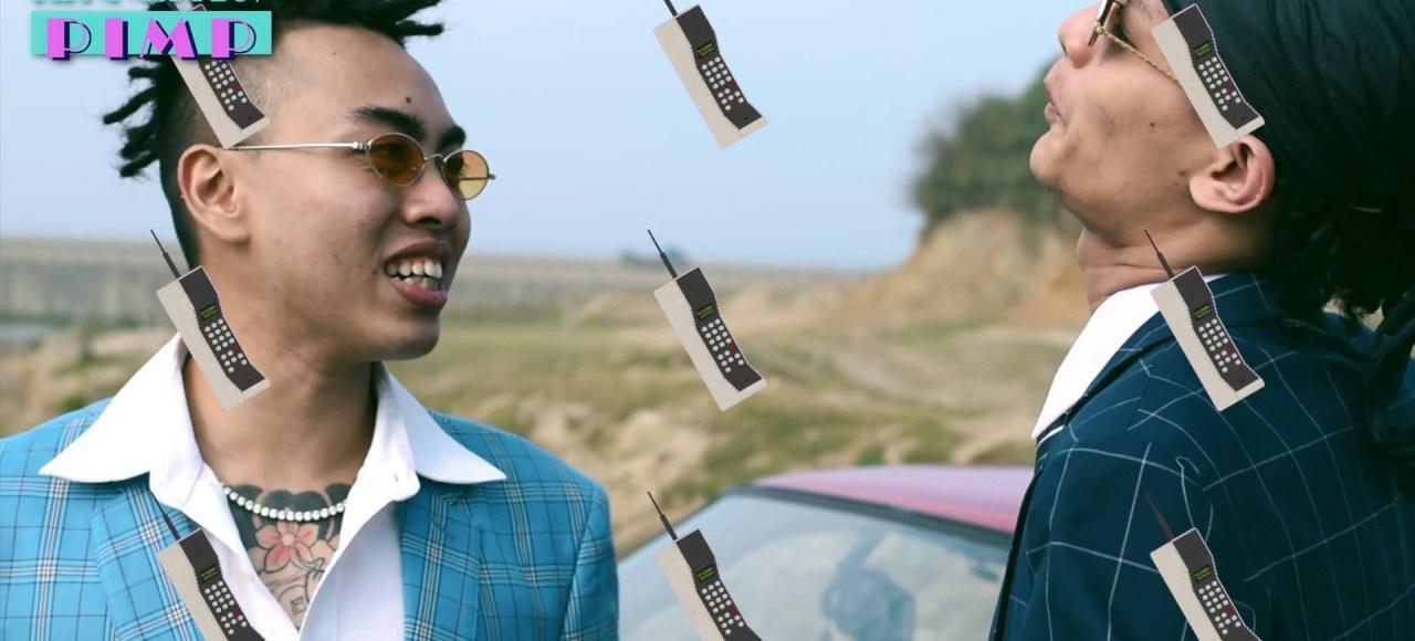 Asiaboy 禁藥王 & Lizi 栗子 - PIMP 歌詞 4