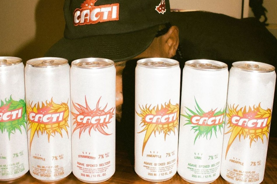 Travis Scott 攜手百威打造全新嘻哈龍舌蘭酒品牌:『 CACTI 』 6