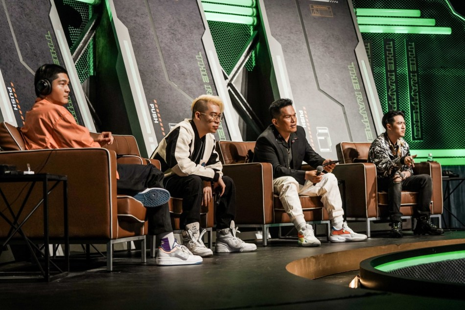 台灣第一檔嘻哈選秀節目MTV《大嘻哈時代》本週六登場。 1