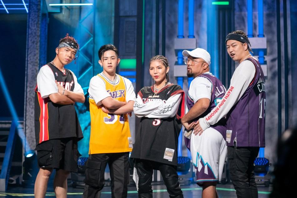《大嘻哈時代》「Cypher 接力賽」高潮迭起競爭激烈 淘汰選手瘋搶敗部復活門票 4