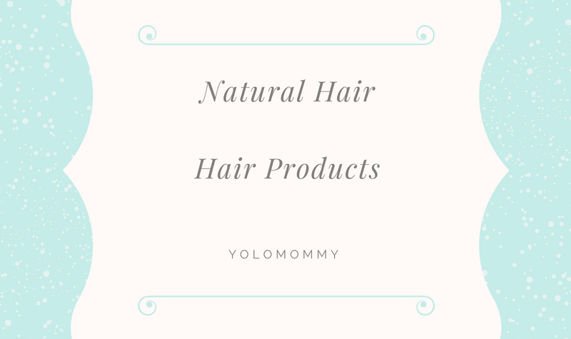 Hair Products for Transitioning Natural Hair