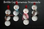 Bottle-Cap-Snowman-Ornaments