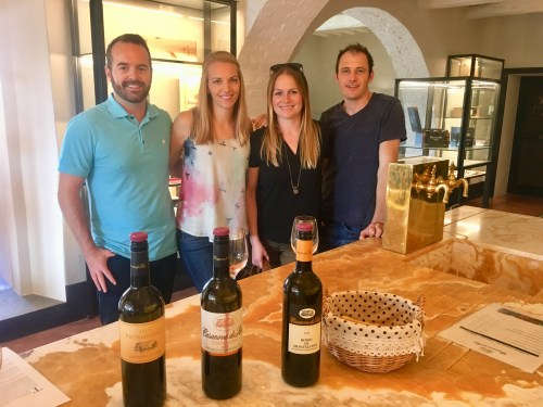 wine tasting Tuscany Montalcino Italy
