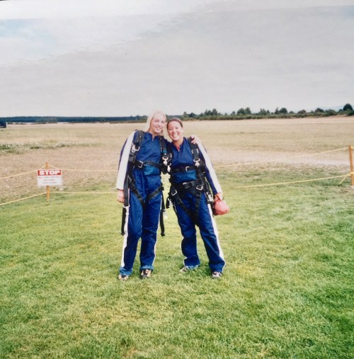 skydiving lake Taupo New Zealand