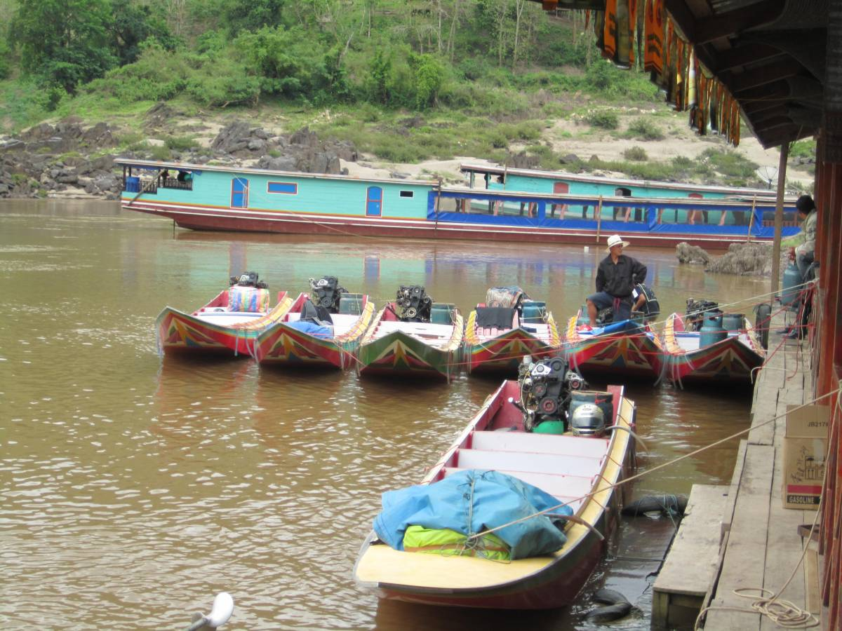 Unfortunate YOLO experiences: the boat to Luang Prabang