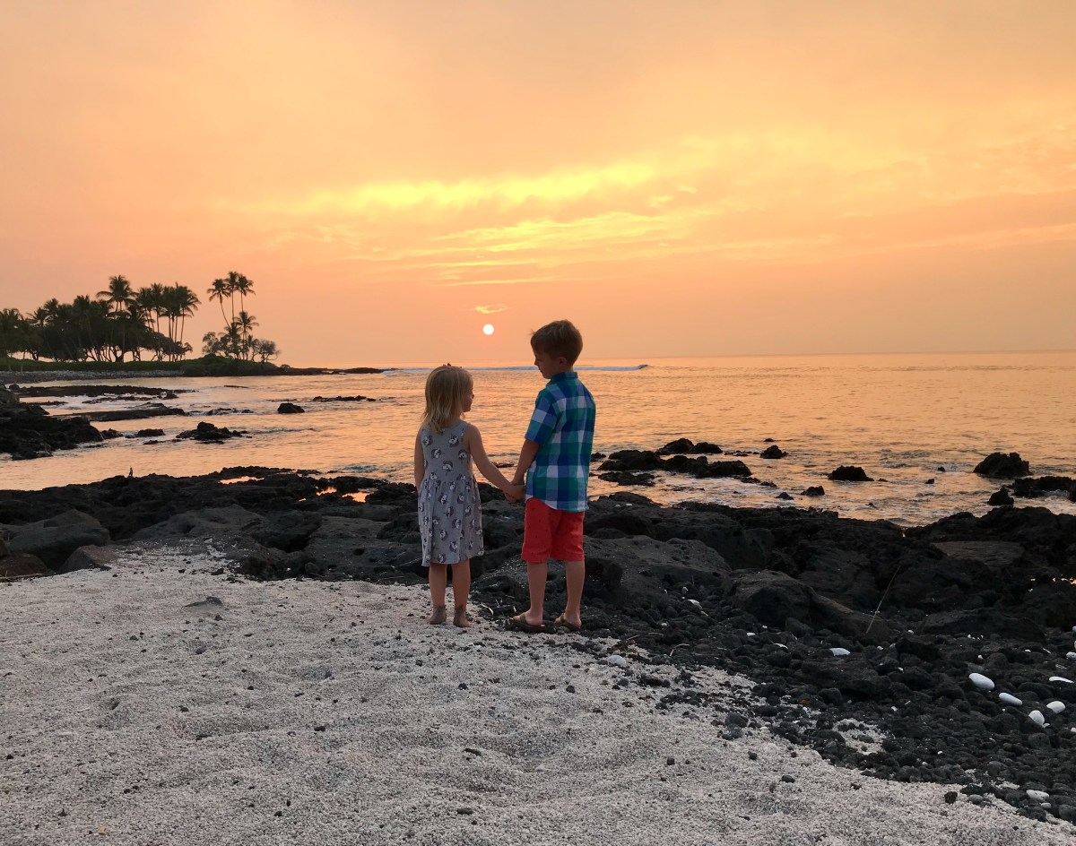 10 days in Hawaii Island (the Big Island) with kids
