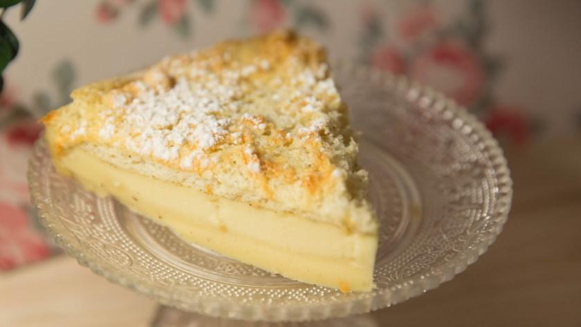 LE gâteau magique à la vanille (Food)