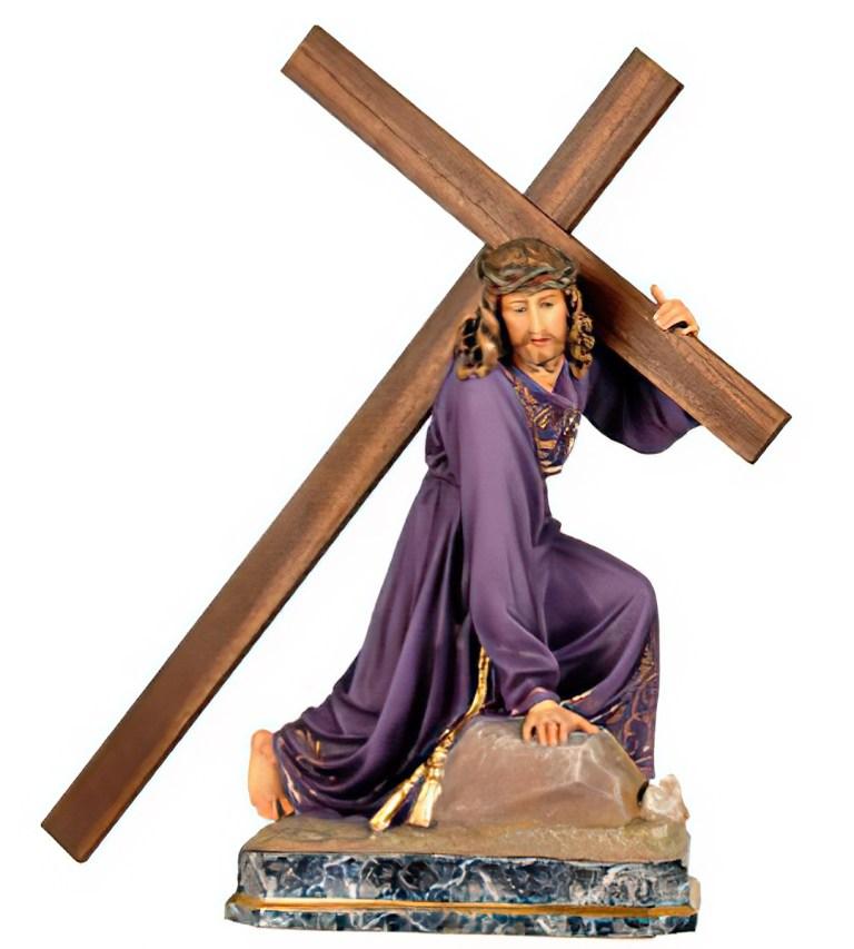 Oracion al senor de los milagros 768x853