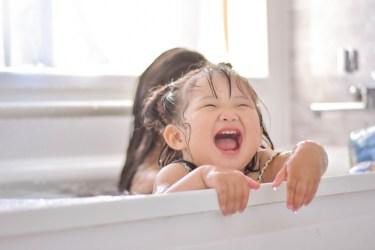 お風呂はタオルも遊び道具になる!親子で楽しむコツとは