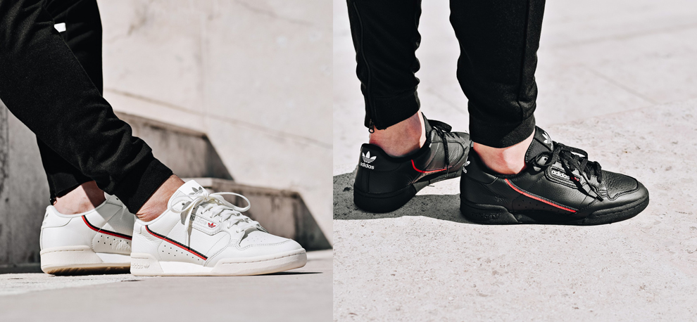 adidas originals continental 80 adidas Originals Continental 80: A Bold Yet Understated Attitude adidas originals continental 80 s black white